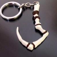 [BU] Gantungan Kunci Dota 2 Pudge Hook / Dragon Claw Unik Keychain