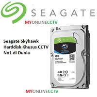 Harddisk Seagate Surveillance untuk CCTV 1000G