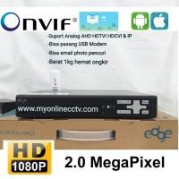 Paket 4 Kamera CCTV lengkap Camera Outdor Indor DVR Harddisk ADE Putra
