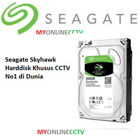 Harddisk Seagate Desktop untuk CCTV 500G
