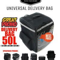 Harga tas delivery box makanan dan minuman 50l harga | antitipu.com