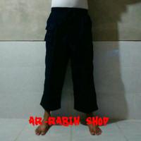 Celana Sirwal pria - semi boxer *XL