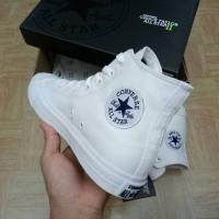 Sepatu Converse Chuck Taylor 2 All White Premium Vietnam Paling Laris