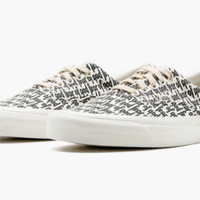 Sepatu Vans Era Fear of God Full Print Limited Stok Premium Waffle ICC