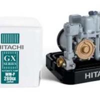 Pompa Air Hitachi WM-P280GX Booster Pump Compact