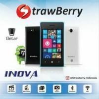Handphone HP Murah STRAWBERRY S8805 INOVA (Android 2G)