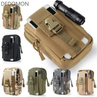 Nokia 2 3 5 6 8 Android Tas Army Waist Canvas Soft Case Cover Pouch