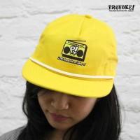 A28255 Classic Snapback PROVOKE! - Boombox (Kuning)