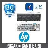Keyboard hp Envy touchmart 15-J 15T-J 15Z-J 15-J000 15T-J100