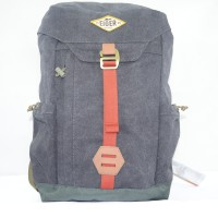 TAS RANSEL LAPTOP EIGER SHORE CANVAS 25L.BLK