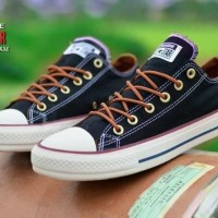 Sepatu Converse Full Box Grade Original Warna Hitam