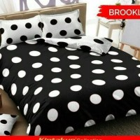 Terbaru Bedcover Set Kintakun D'Luxe Brooklyn No.1 King 180 Bed Cover