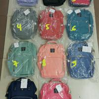 Tas Ransel / Backpack Anello / Tas Botol Susu / Tas Bayi / Tas Diaper