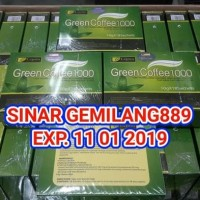 Harga green coffee 1000