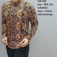 Harga Batik Pria Online Hargano.com