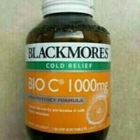 Jual blackmores bio c 1000mg 1000 mg150 Taps vitamin c cold relief Murah