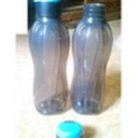 Tupperware Eco Bottle 750 Ml Eco Men Black Tempat Minum Botol 750Ml
