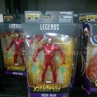 Marvel Legends Series Avengers Infinity War Iron Man HASBRO