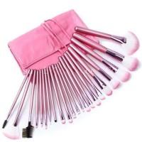 Brush Make Up 22 Set dengan Pouch - Kuas Makeup