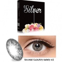 Softlens X2 ICE Silver & Gold with POWER