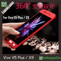 Case Ipaky 360 For Vivo V5 Plus / X9 Full Protection Cover Casing