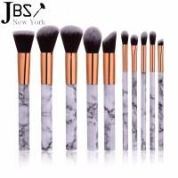 JBS New York Make up brush 10 pcs kuas contour keramik  K - 042
