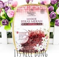 Sariayu Masker Beras Merah Sachet