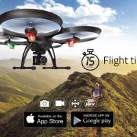 Terpilih jd drone pemula terbaik: UDI U818A Plus FPV camera quadcopter