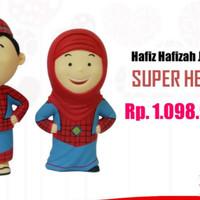 Jual Hafiz Junior Paket Talking Doll isi 2 Belajar Mengaji Boneka Murotal Murah