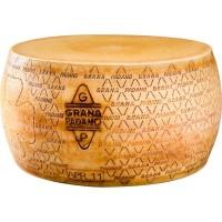 Grana Padano Whole DOP 10-12 Months Halal 36kg
