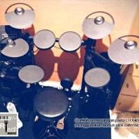Yamaha DTX PCY90AT / PCY-90-AT E-Cymbal Elektrik untuk Dru Berkualitas
