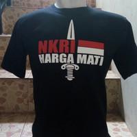 Jual KAOS NKRI HARGA MATI, KAOS CINTA INDONESIA Murah