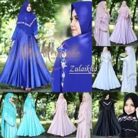 zulaikha by nha miranda (gamis/dress)