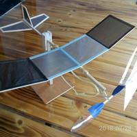 Pesawat Rubber power/Tenaga karet