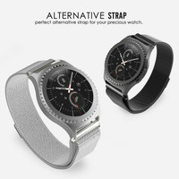 Stainless Steel Milanese Magnetic Strap Samsung Galaxy Gear S2 Classic