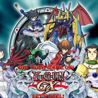 Dvd anime Yu gi oh! GX sub indonesia