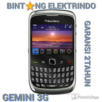 HP BLACKBERRY GEMINI 3G 9300
