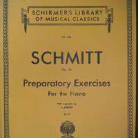 Buku Schmitt Op.16 / Buku Piano
