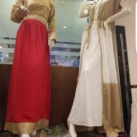 abaya saudi/baju muslim untuk wanita