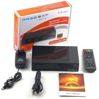 Receiver Freesat V7 Combo Bisa Parabola & Antena Tv Digital Satu Alat