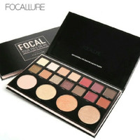 FOCAL YOUR EYES ON ME - FOCALLURE EYESHADOW PALETTE