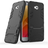 Soft Hard Case Asus Zenfone 4 Selfie Casing HP Silikon Armor Stand 3D