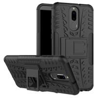 Hard Soft Case Huawei Nova 2i Casing Cover HP Armor Stand Silikon 3D
