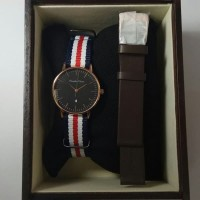 jam tangan alexandre christie ac 8420 wanita rose gold