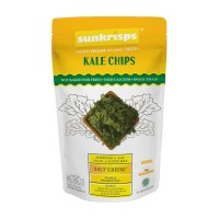 Sunkrisps Kale Chips Salt 'Cheese'/ Kale Chips/ Keripik Kale