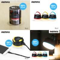 REMAX Power Bank 3000mAh Portable Outdoor LED Lamp Ye Series RPL-17