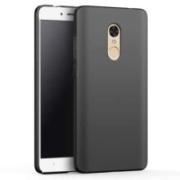 Case Xiaomi Redmi Note 4X Snapdragon Babyskin Soft BLA Barokah