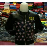 jaket kulit anak laki2 ,dr ukuran 2 - 7 th.
