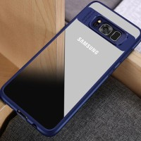 AUTO FOCUS Samsung J7 Plus 2017 soft case transparant cover casing hp