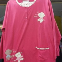 hot deal stelan baju tidur Big size PP Anne Claire Limited